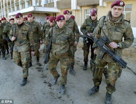 German Soldiers Are 39too Fat To Fight39 Taliban Because