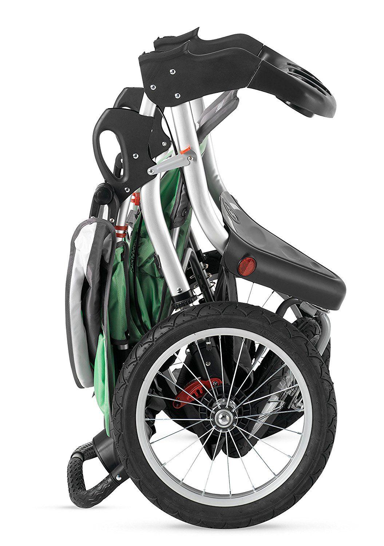 Schwinn Discover Single Swivel Stroller Baby