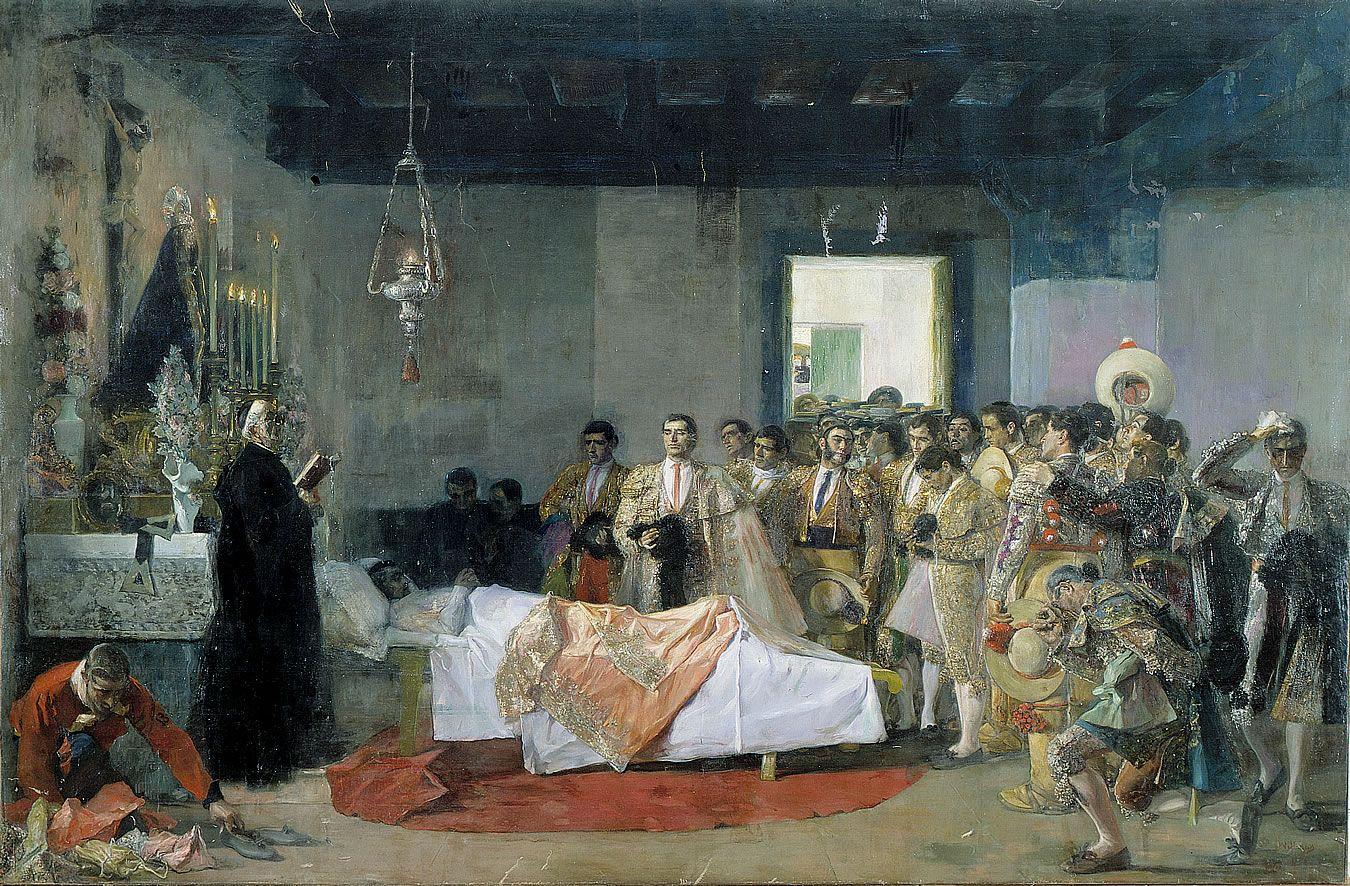 Muerto del maestro - José Villegas Cordero — Wikipédia