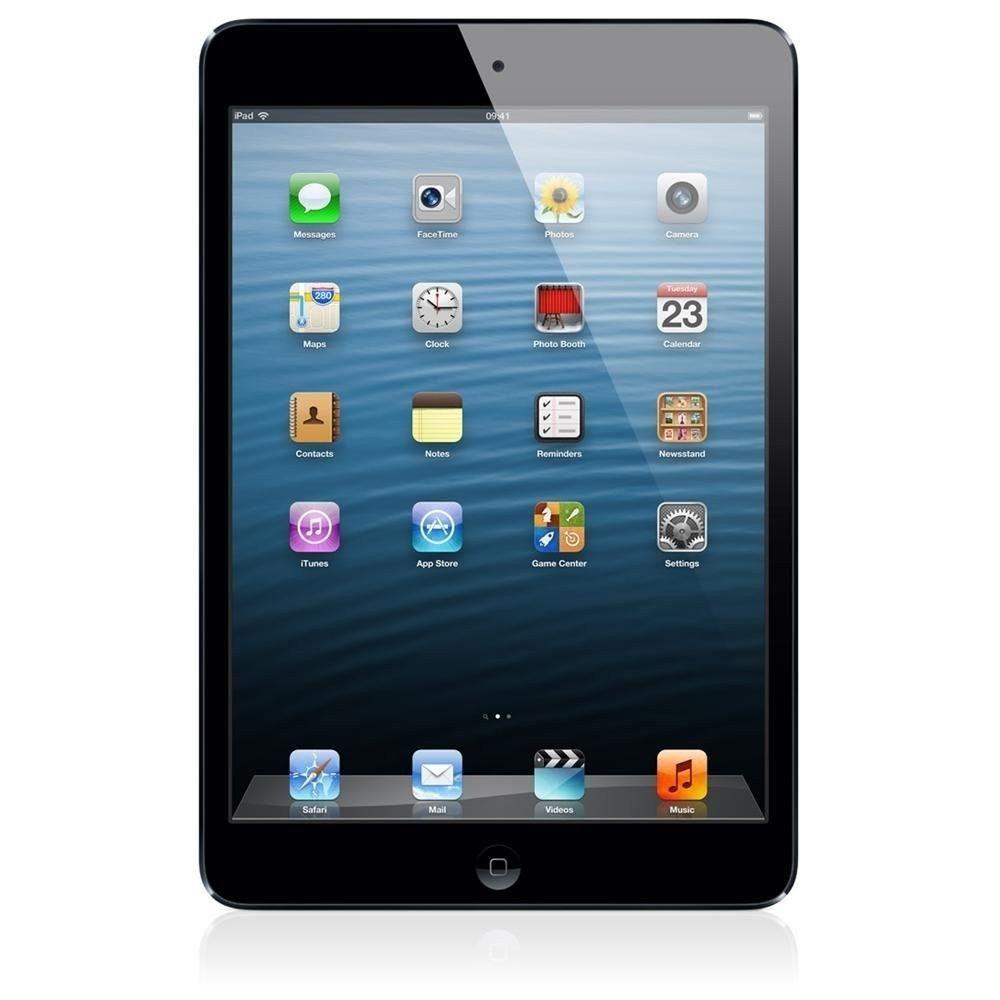 Apple Ipad Mini 64gb Wifi Black Or White Ipad Mini Apple Ipad Mini Apple Ipad Air