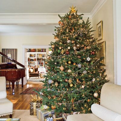 Our Best-Ever Holiday Decorating Ideas Christmas tree, Christmas