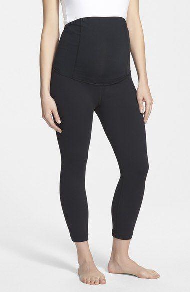 7043e2eb8fc80b Ingrid & Isabel® Maternity Capri Pants | Nordstrom Exercise pants ...
