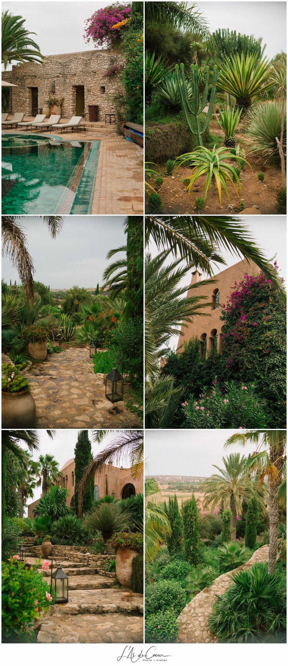 Photographe Mariage Essaouira Le Jardin Des Douars Maroc