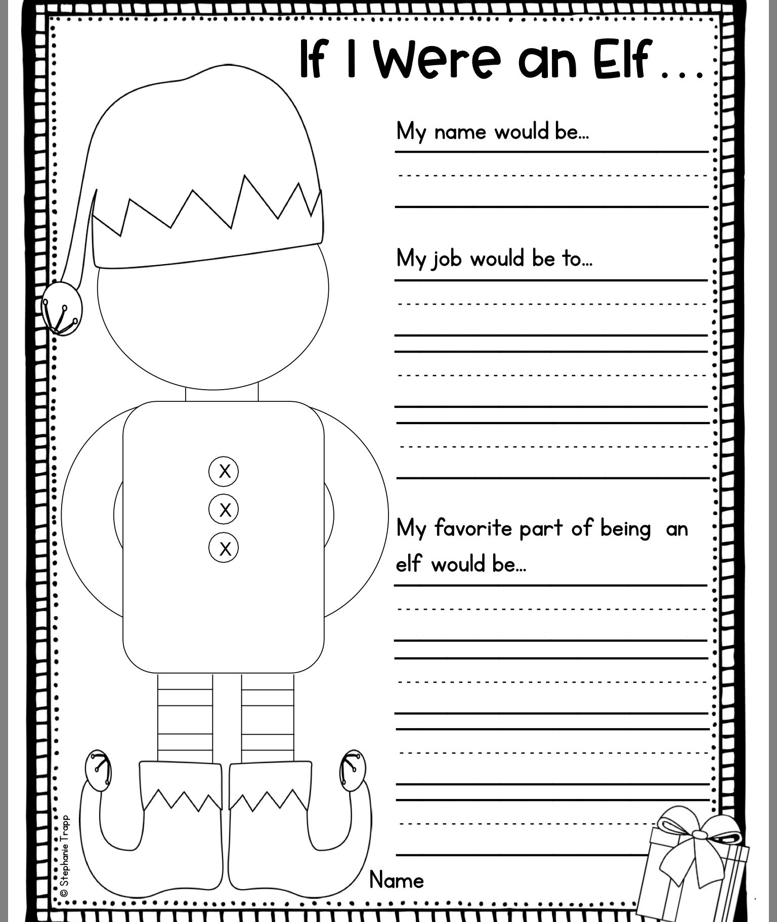 Pin About Preschool Christmas And School On Christmas