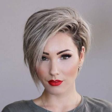 hair short women pixie round face 55 new ideas hair