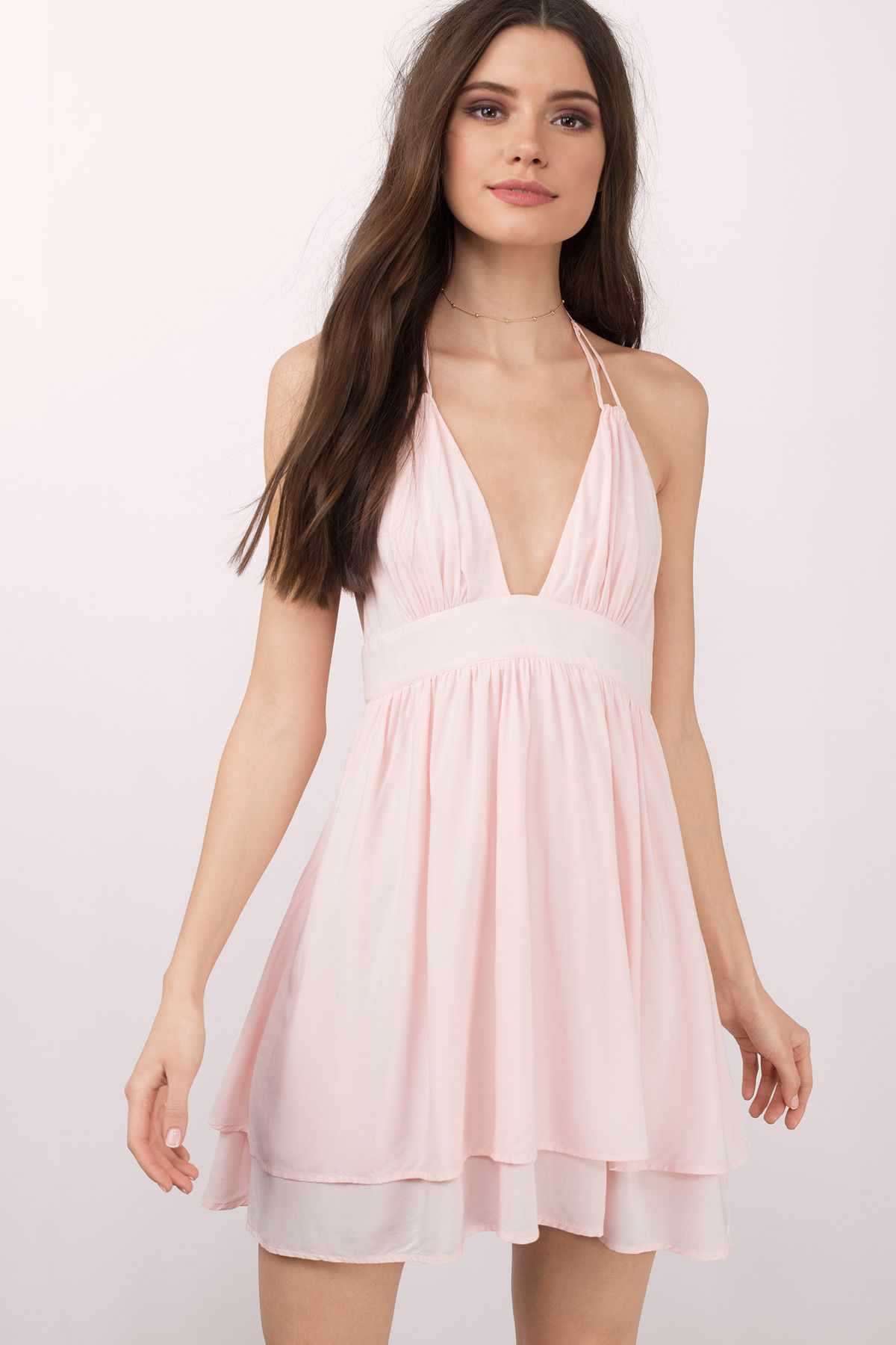 096249e782ef Sure Thing Babydoll Dress at Tobi.com #shoptobi | Dresses! in 2019 ...