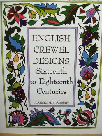 Crewel Embroidery Design Books Double Review In 2018 I 3