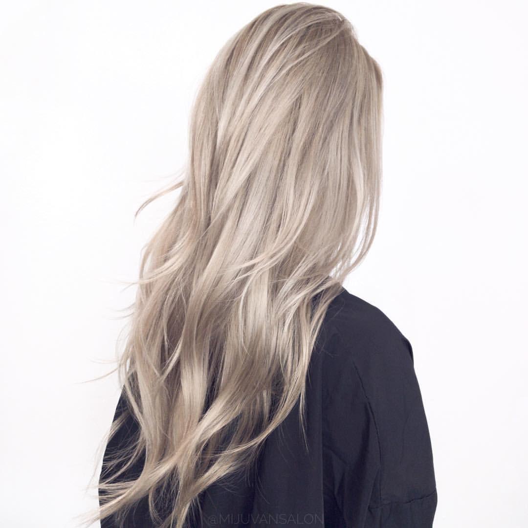 Ash Blond P I N T E R E S T Jamaicamayy Http