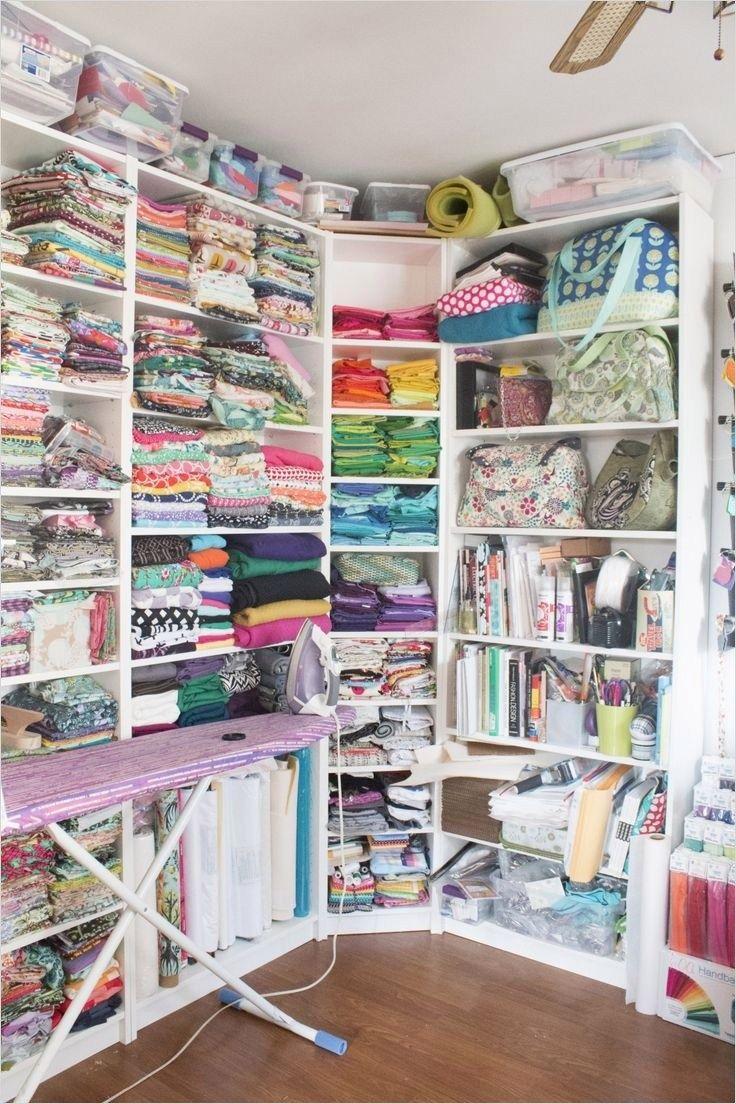 sewing room storage ideas 33