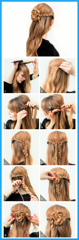 Pflegeleichte frisuren für lange haare zum nachmachen – Lang Frisuren
