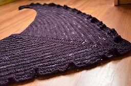 Ravelry: Talbot Street Shawl pattern by Joan Janes