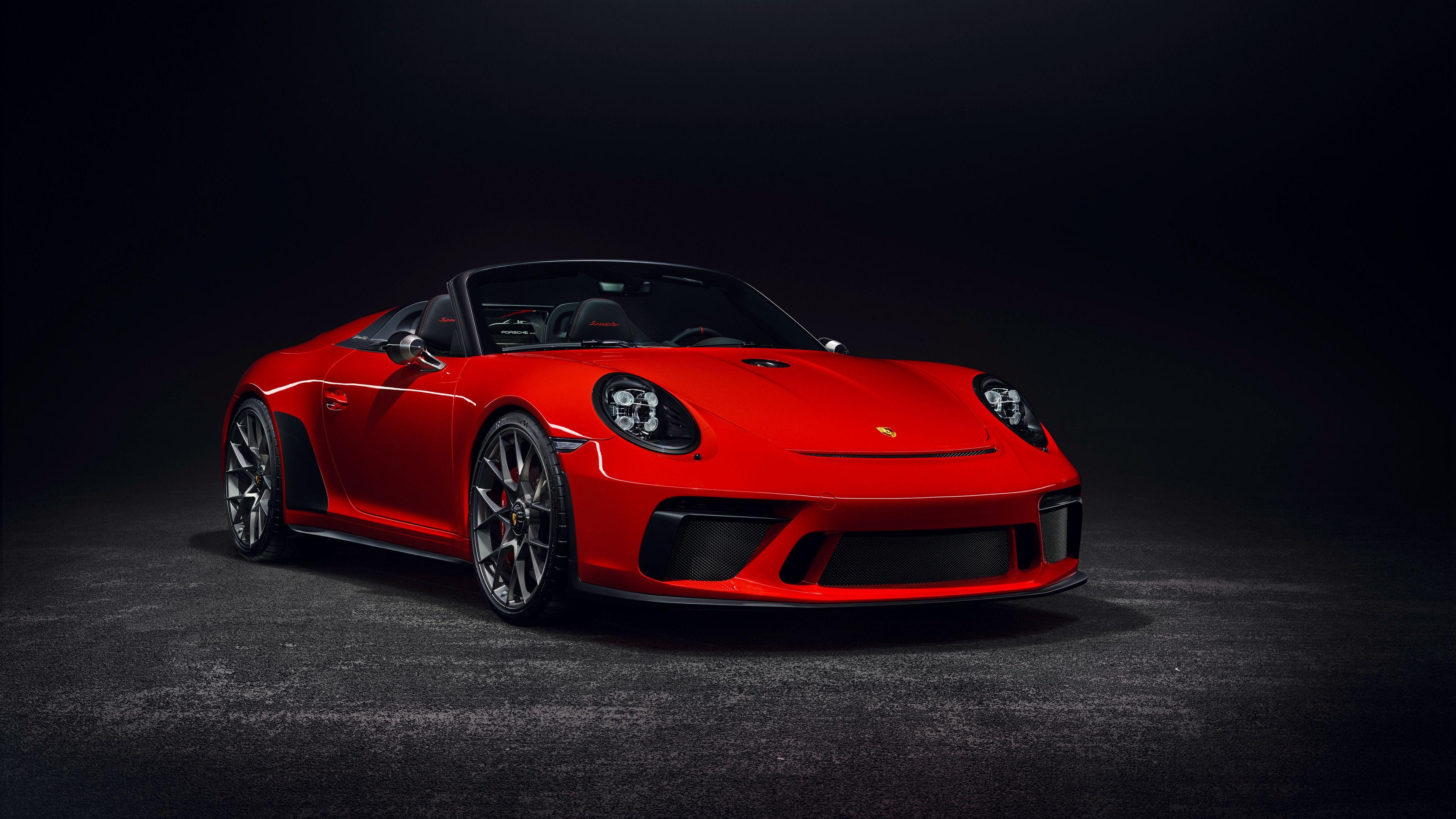 Porsche 911 Speedster Concept II 2018 porsche wallpapers, porsche 911 wallpapers…