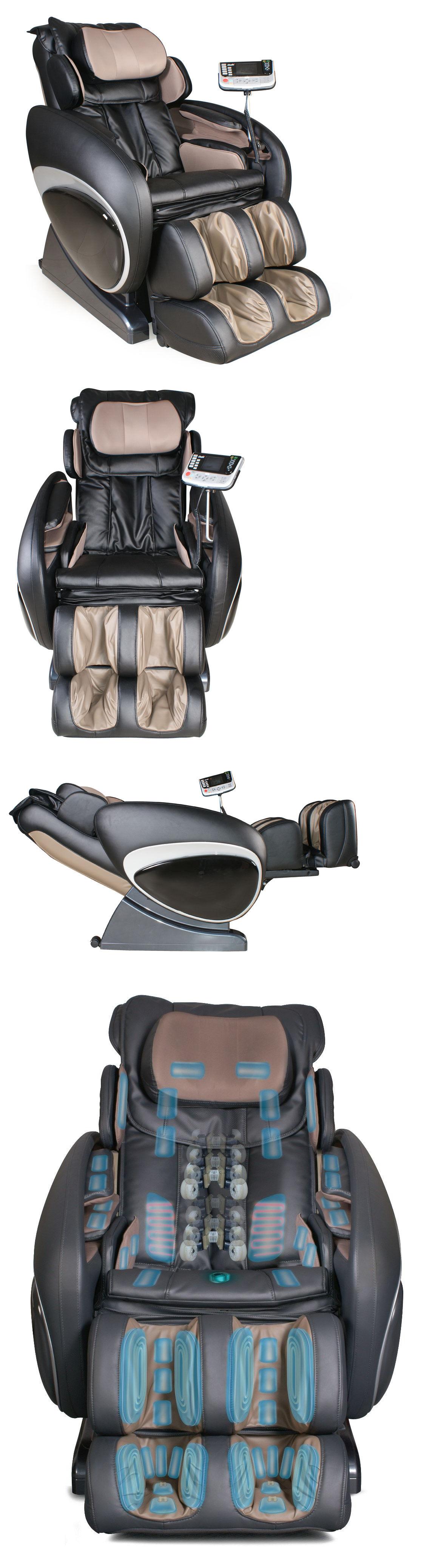 Electric massage chairs black osaki os4000 zero gravity