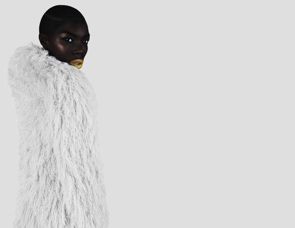 hausfarben:  Eromomen Photography/Retouching: Joseph Alexander Head Piece Designer/Stylist: Christine Clauson Makeup: Lena w/ Sokora Vora