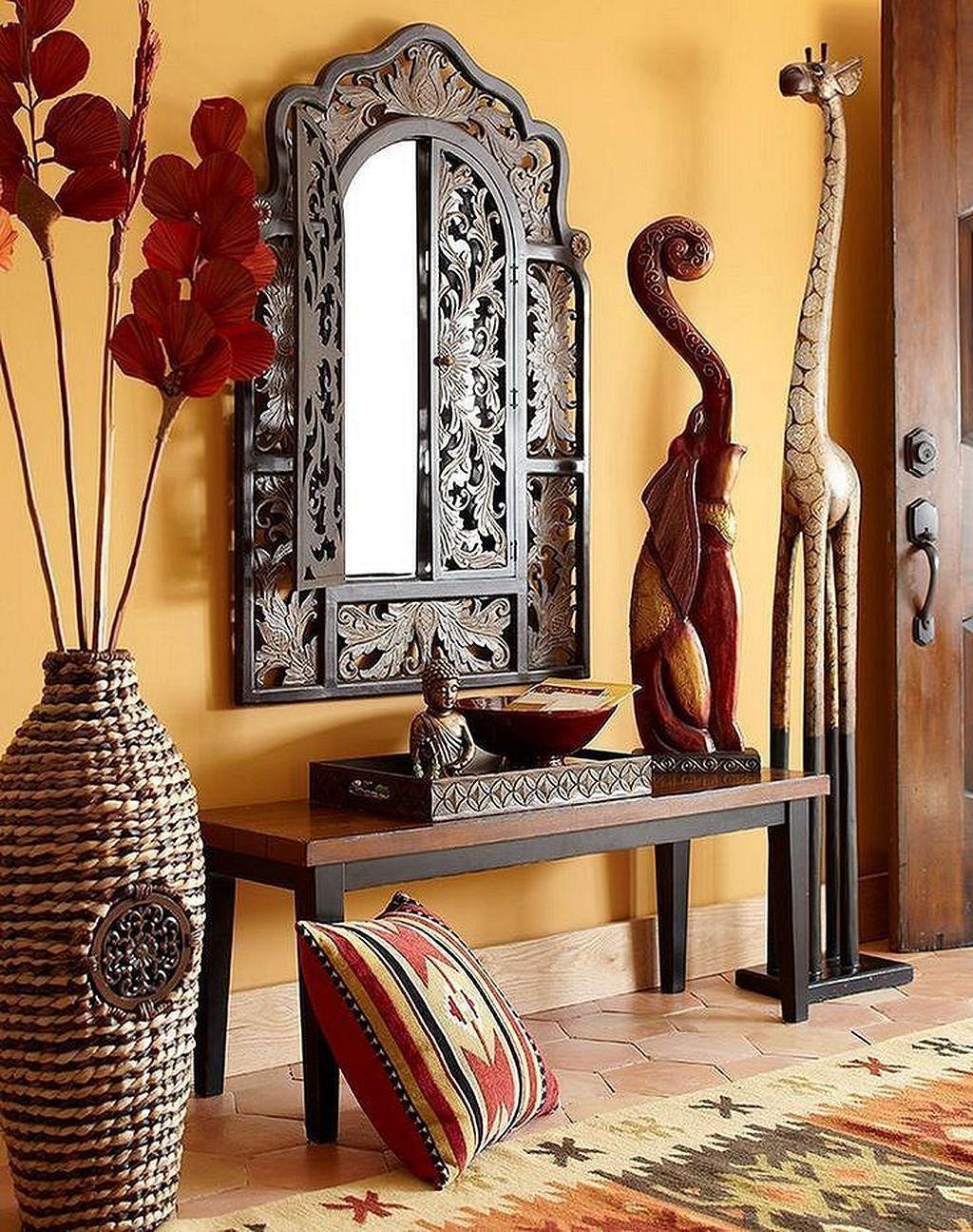 Épinglé par Mode Afro sur Décoration africaine  Deco ethnique