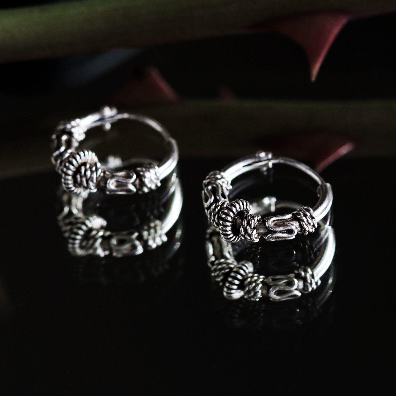 Kilian Hoop Earrings