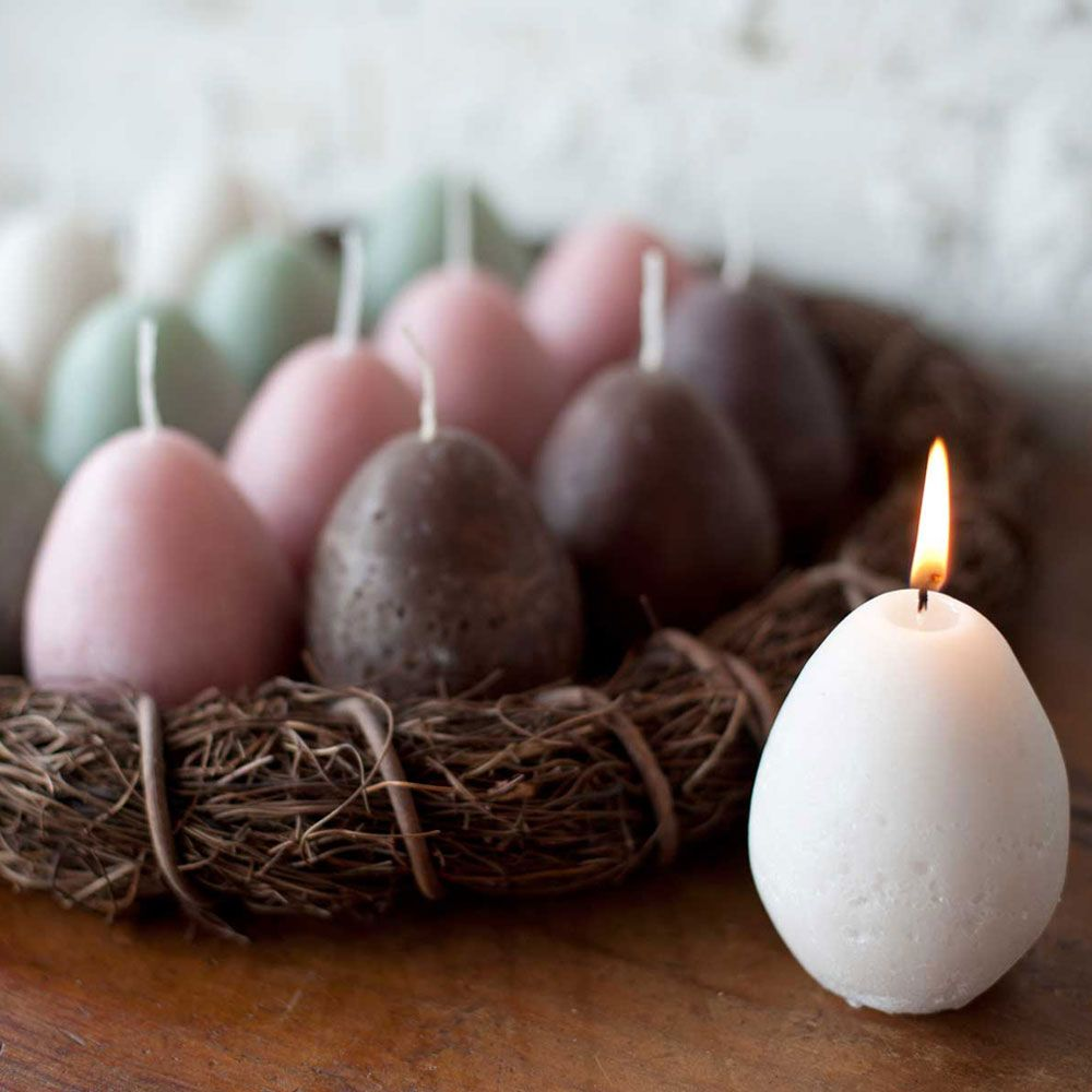 Yummy fat free easter egg candles organic forms and natural yummy fat free easter egg candles organic forms and natural texture beautiful handmade gifts negle Gallery