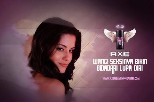Axe -- Heaven on Earth Project. http://bit.ly/surga-dunia