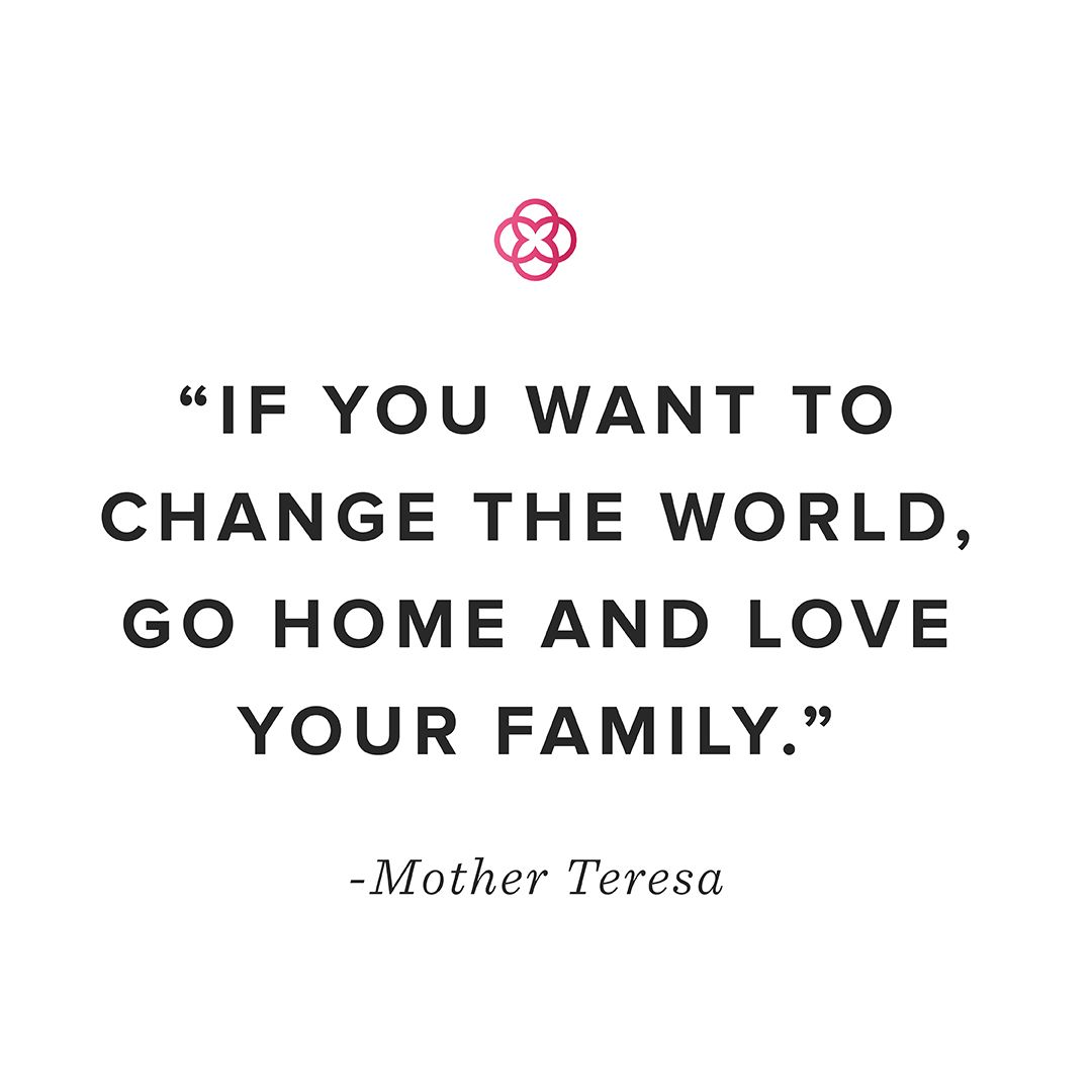 Change The World Quotes Focus On Your Sphere Of Influencelove Your Family Love Yourself