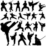 sweet ninja moves martial arts pinterest martial and yoga