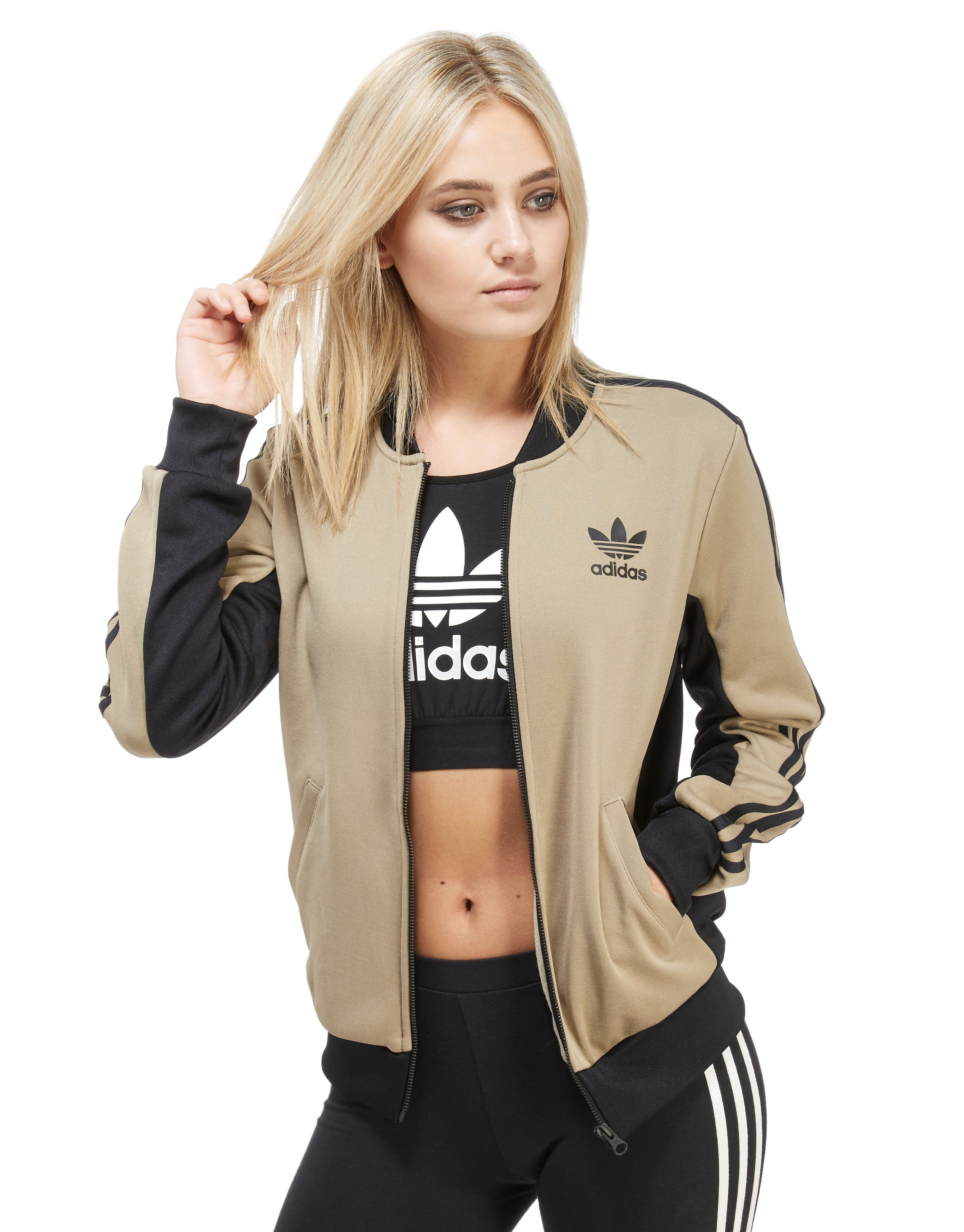 9842f0db3a adidas Originals Supergirl Track Top - Shop online for adidas Originals  Supergirl Track Top with JD