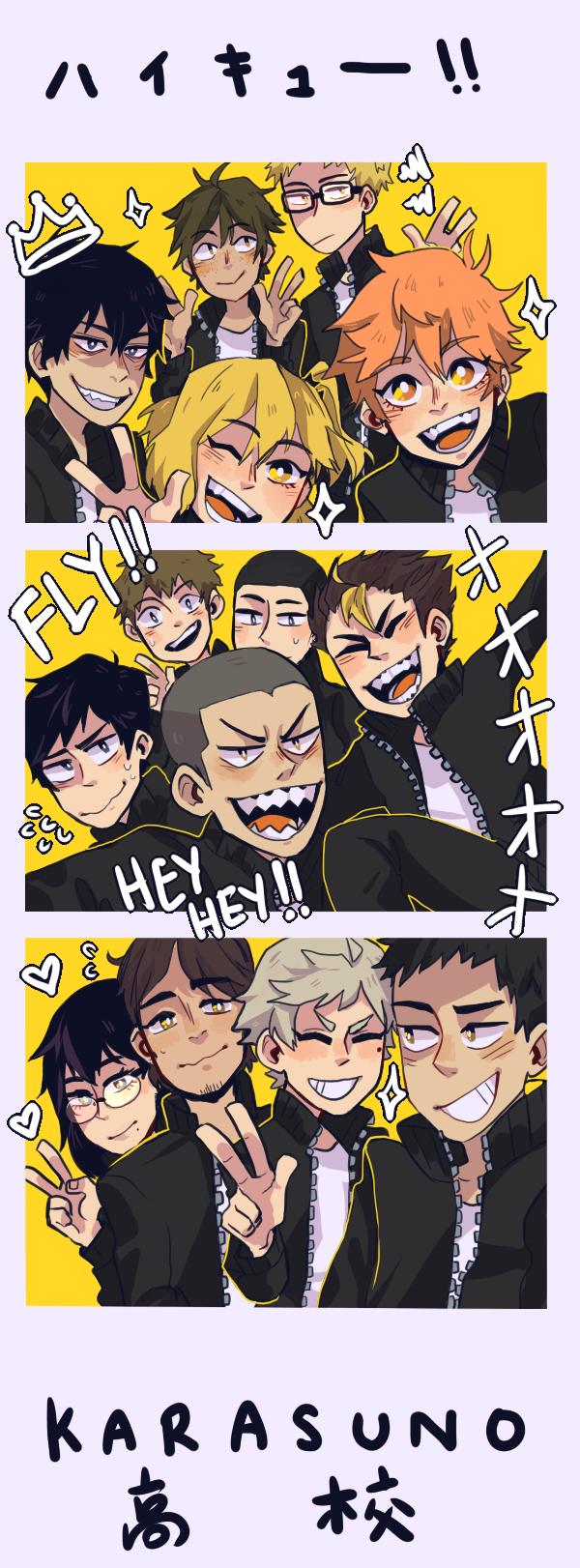 17 Tumblr Haikyuu Anime Haikyuu Funny Haikyuu