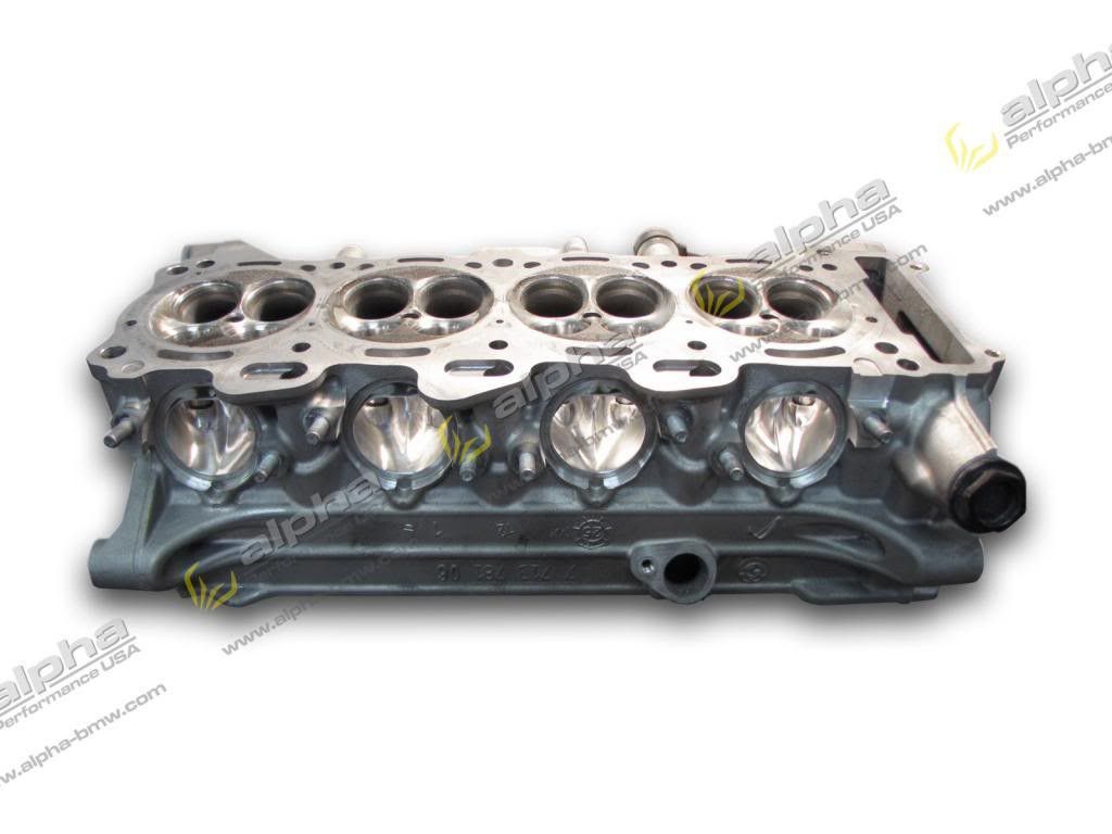 alpha RACE Stage 3 Cylinder Head BMW S1000 RR (2010-2014)