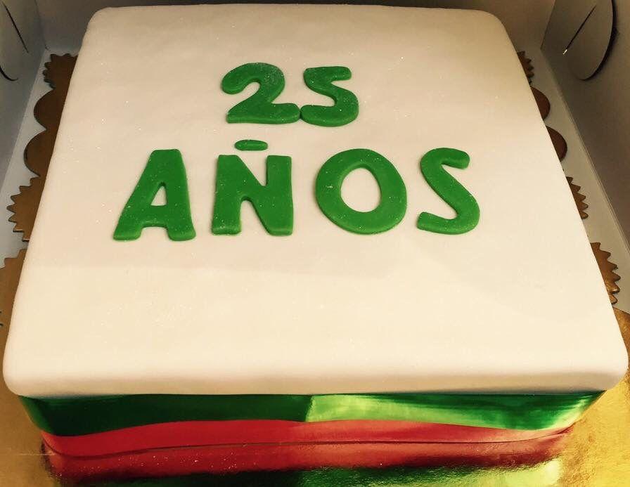 Celebración 25 Años de Graduados