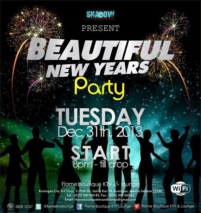 New Year S Eve Party At Flame Boutique Ktv Lounge Kuningan