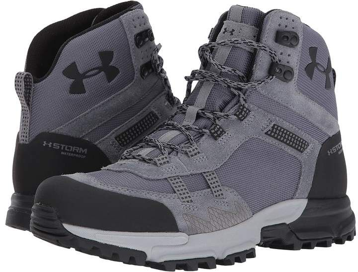0863fc8662c Under Armour UA Post Canyon Mid Waterproof Men's Boots | Products ...
