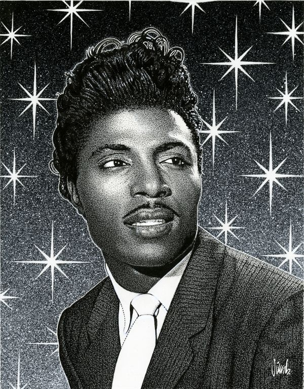 Little Richard Now Eighty Two Years Old Has Reportedly