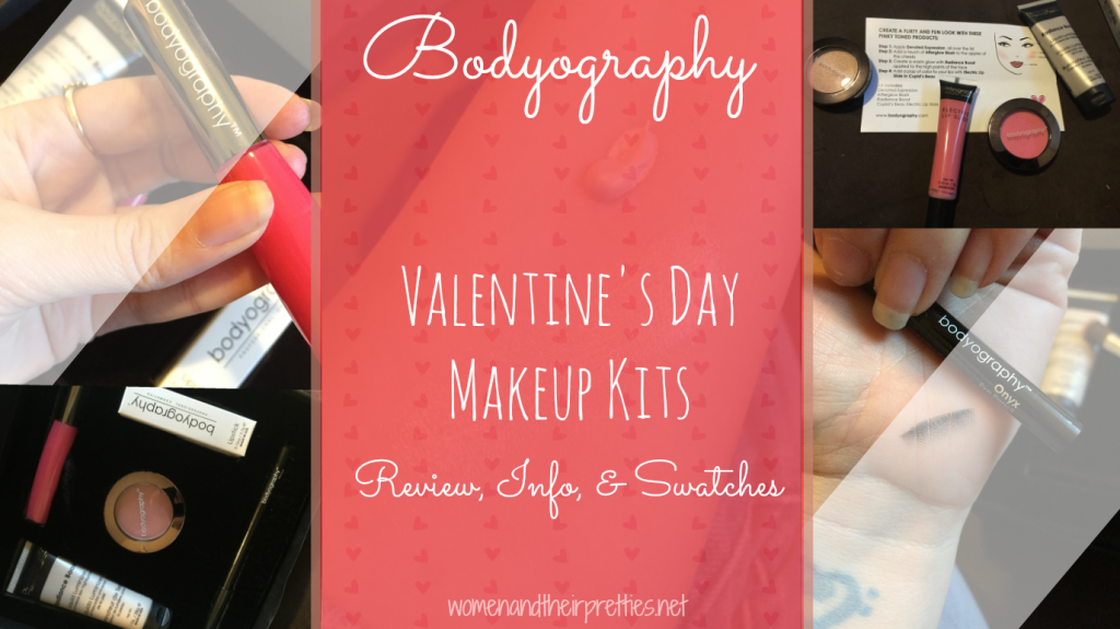 Bodyography Valentine's Day Makeup Kits - Check out all of the products in the kits and tell me what you love about them! httpwp.mep4OPhf-1pn #ValentinesDay #Makeup