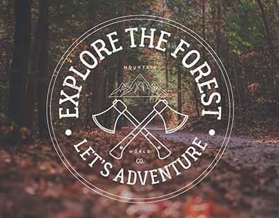 "Check out new work on my @Behance portfolio: ""Explore the Forest"" http://be.net/gallery/58686289/Explore-the-Forest"