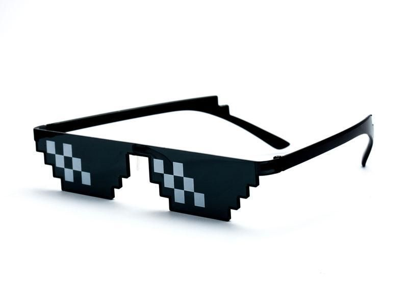 Pin By Z On Cosas Guaix Deal With It Sunglasses Thug Life Unisex Sunglasses