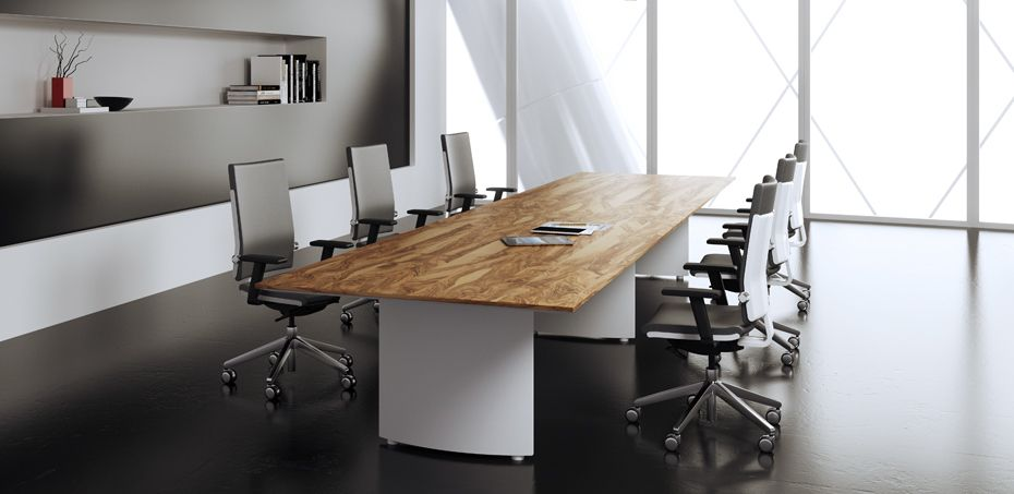 Table De Reunion Italienne Tables De Conference Design Mobilier Bureau Meuble Design Interieur De Bureau