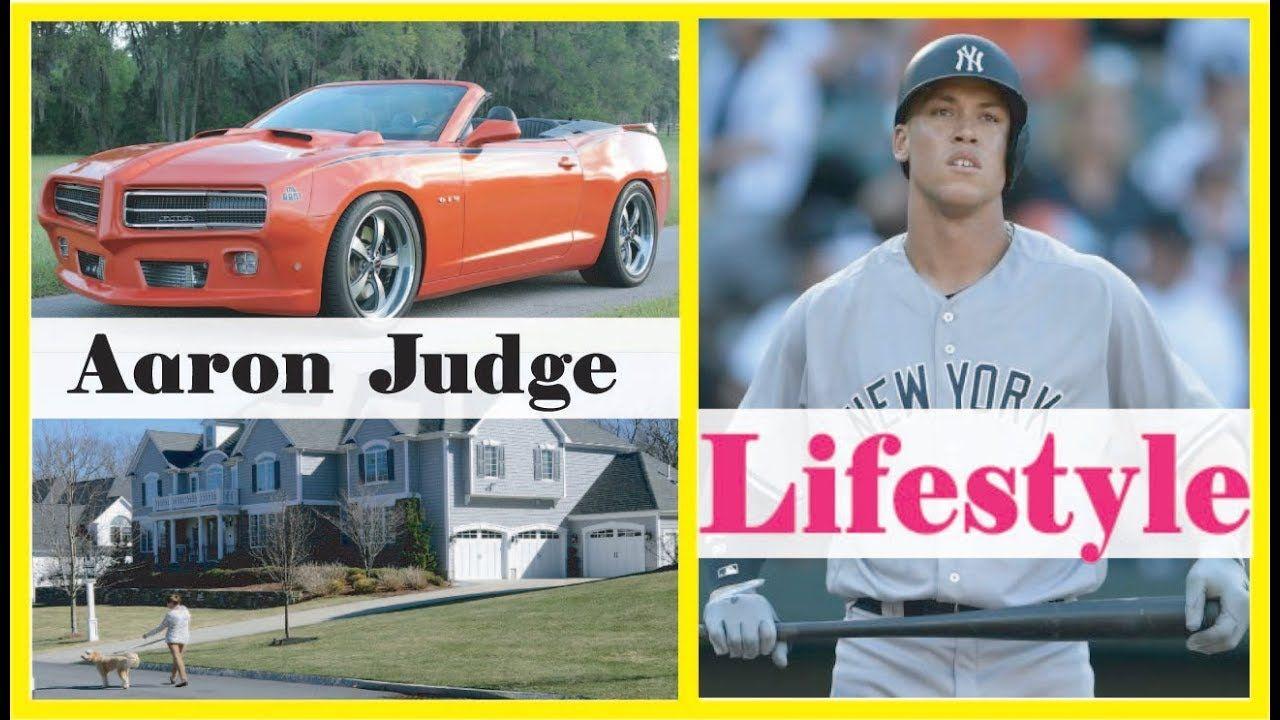 Aaron Judge Lifestyle 2017 ★ Net Worth ★ Biography ★ House