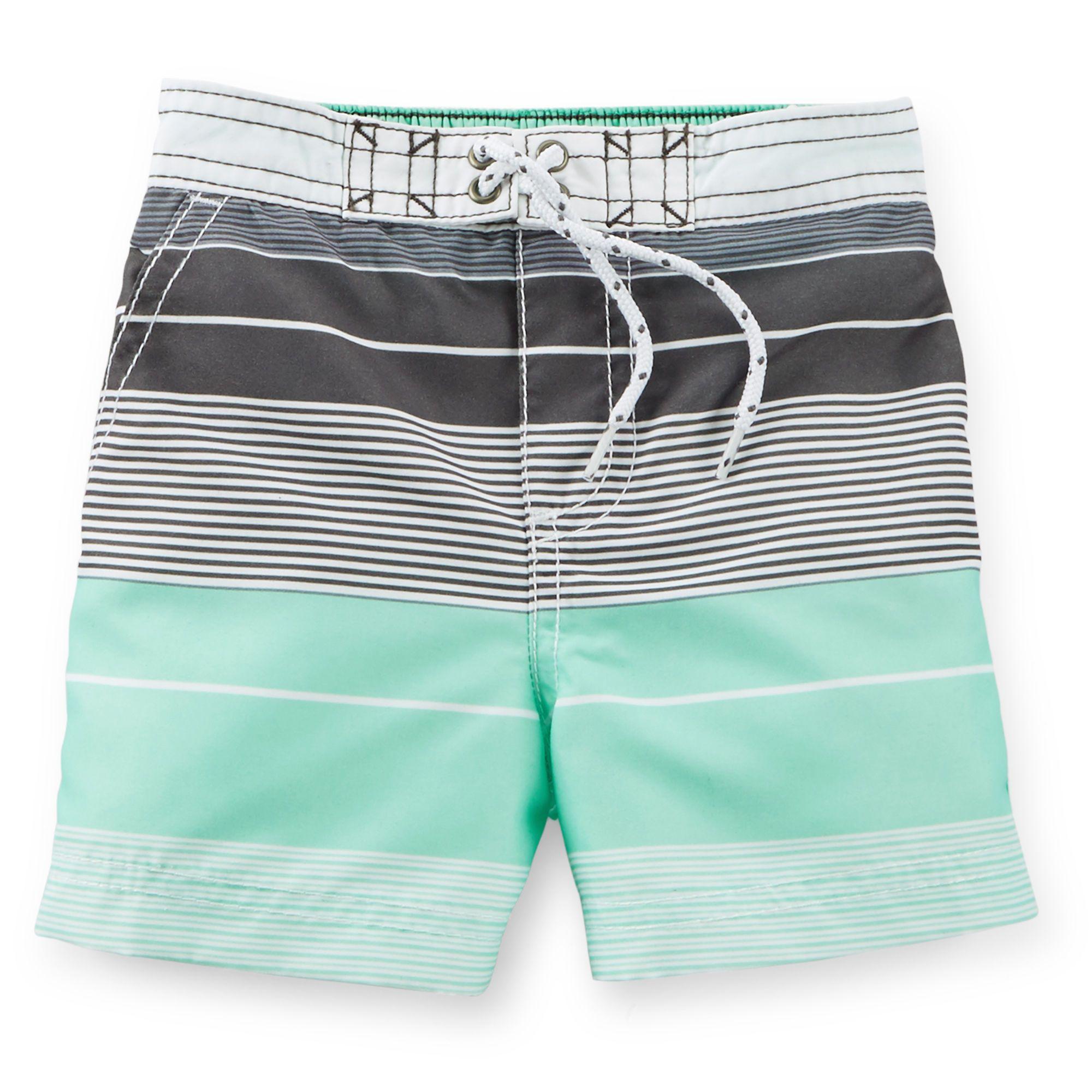 Striped Swim Trunks Carters Baby stuff Pinterest
