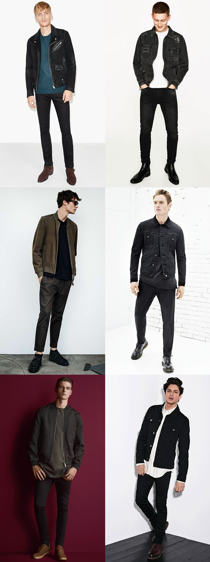 9549ce5e661 Men s Nightclub Outfit Inspiration Lookbook