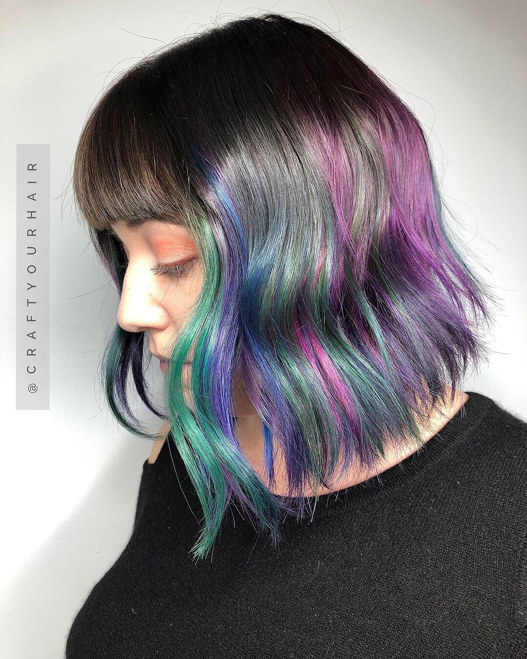 Pin by raven knight on hair pinterest hair coloring colored
