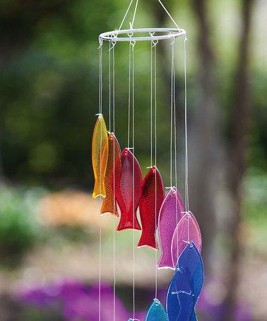 Funky Fish Wind Chime Zulilyfinds