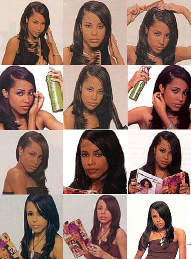 Aaliyah Black Hair Aaliyah Hair Black Hair Magazine Black Hair Quotes
