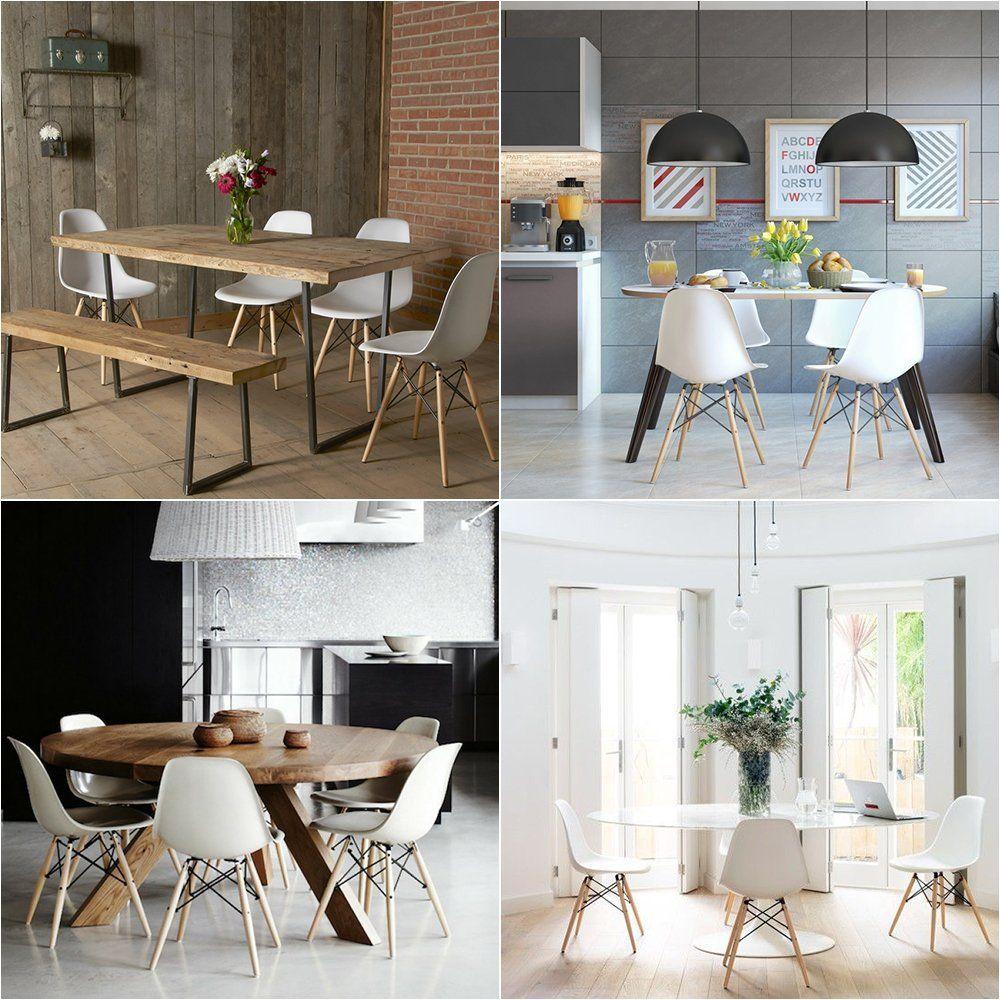 Best Amazon Com Eames Pre Assembled Dining Chair Effiel 400 x 300
