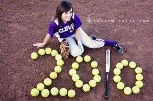 Year they graduate in softballs