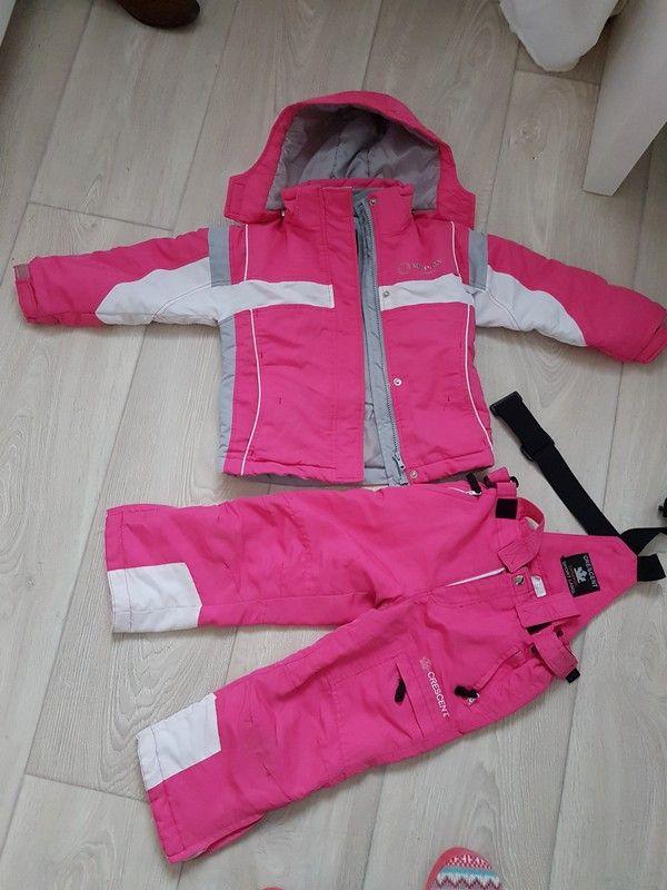 date de sortie 82182 1acbb ensemble combinaison de ski et veste chaude a capuche 5 ans ...