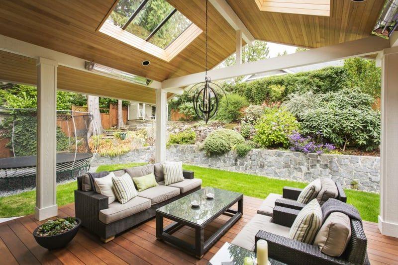Outdoor terrace 4