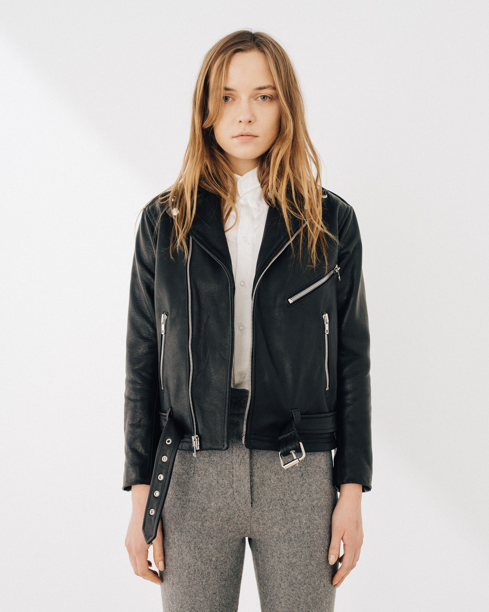 Classic Moto Jacket Fashion How To Wear Style