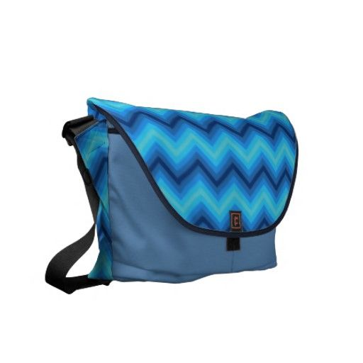 Messenger Bag Retro Zig Zag Chevron Pattern   http://www.zazzle.com/messenger_bag_retro_zig_zag_chevron_pattern-210211969223210038
