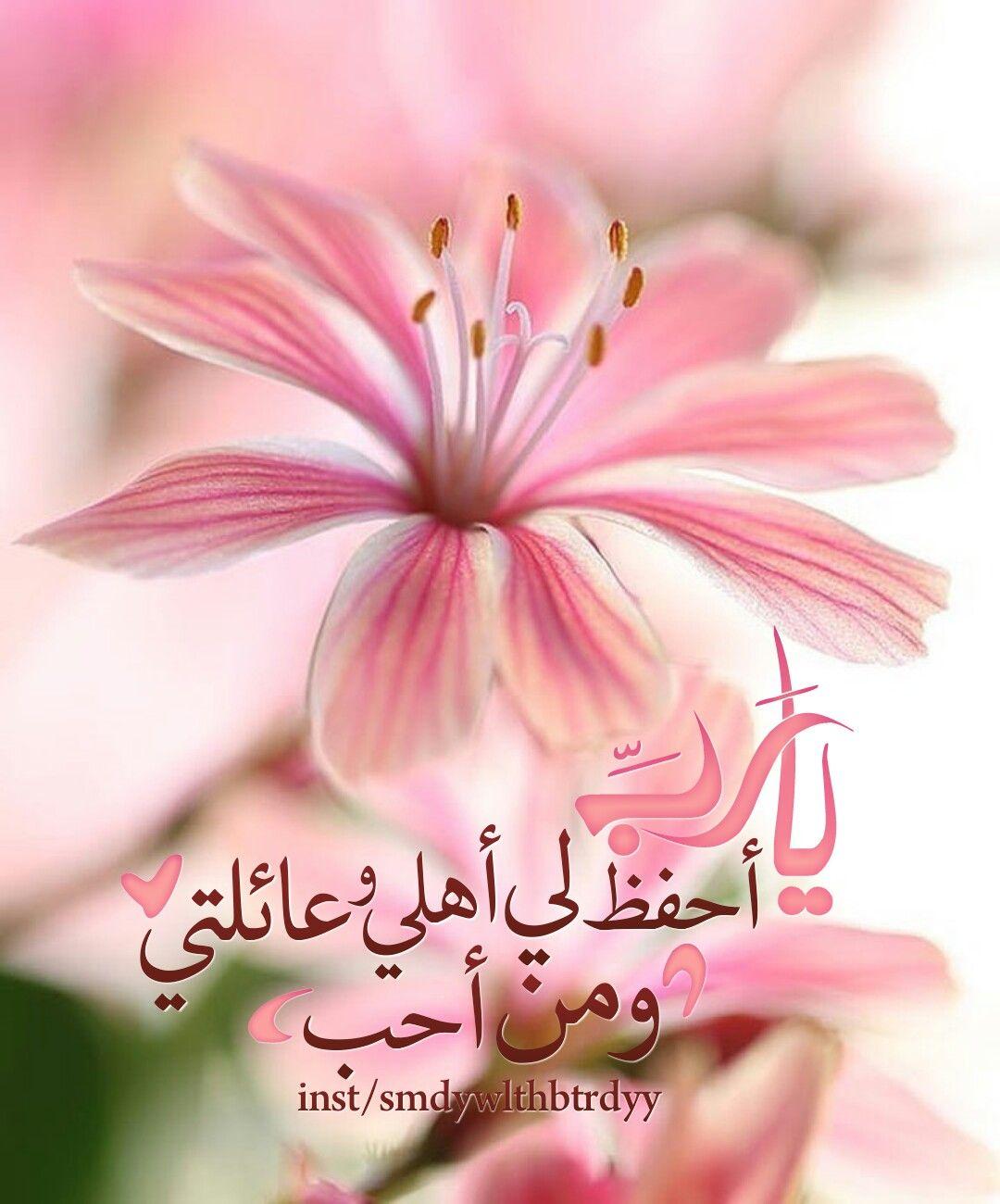 يا رب أحفظ لي عائلتي وأهلي ومن أحب Learn Arabic Alphabet Arabic Alphabet Arabic Quotes