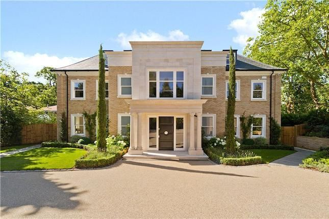 6 Bedroom Detached House For Sale In Coomtata Coombe Park Kingston Upon Thames