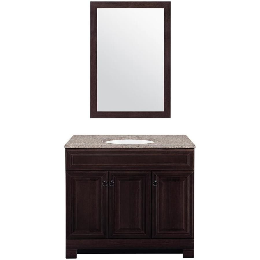 Lowe's Bathroom Vanity Cabinets